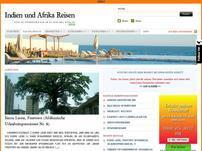 Indien und Afrika Reisen