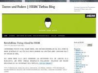 HEIM Tiefbau Blog