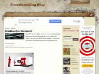 Streetboarding Blog