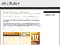 Euro Lotto Spielen