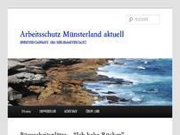 Arbeitsschutz Münsterland aktuell