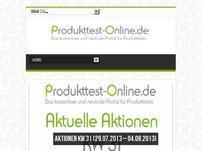Produkttest-Online