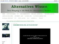 Alternatives Wissen