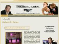 Hochzeits DJ Aachen