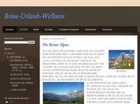 Reise-Urlaub-Wellness