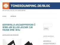 TONERDUMPING.de