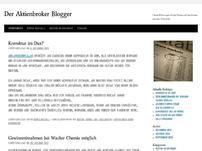 Der Aktienbroker Blogger