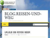 Blog.Reisen-und-weg