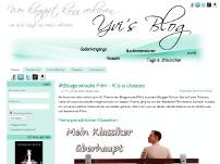 Yvi's Blog