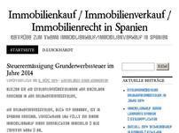 Immobilienrecht in Spanien