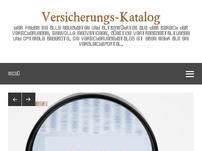 Versicherungs-Katalog