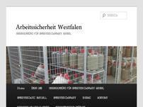 Arbeitssicherheit Westfalen