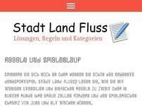 Stadt Land Fluss online