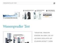 Wassersprudler Test