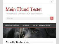 Mein Hund Testet