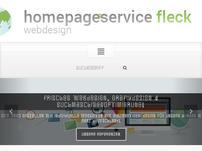 Homepageservice Fleck