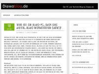 Der PC und Technik Blog by Diawo.de