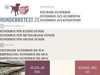 Hundeboxtest.de