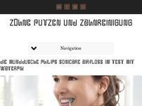zaehne-putzen.com