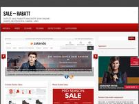 Sale Rabatt Outlet Angebote
