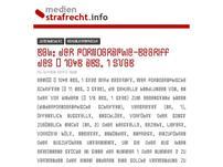 medienstrafrecht.info