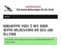 Der große Babywippe Test 2014/2014