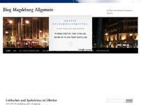 Blog Magdeburg Allgemein