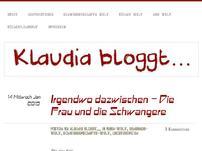 Klaudia bloggt