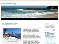 Reise-Themen Blog