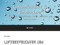 Luftentfeuchter & Bautrockner