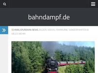 bahndampf.de