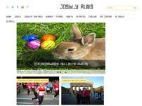 Joshly runs