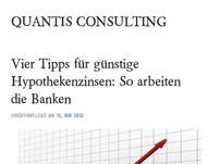 Baufinanzierungsblog Quantis