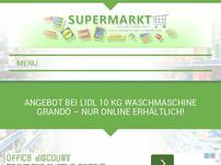 Supermarkt Sortiment Blog