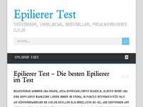 Epilierer Test