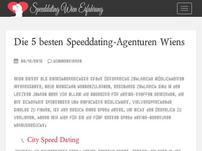 Speeddating Wien Erfahrung