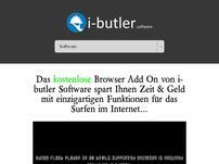i-butler Blog