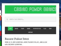 Casino Poker Games Blog