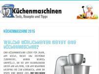 Küchenmaschinenwelt