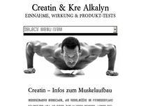 Creatin und Kre Alkalyn