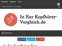 In Ear Kopfhörer Vergleich