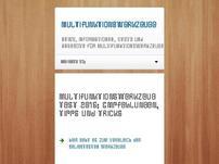 Multifunktionswerkzeuge Tests