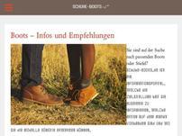 Schuhe-Boots