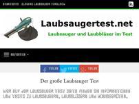 Laubsauger und Laubbläser Test
