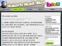 Huberts Musikbusiness