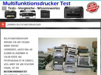 Multifunktionsdrucker Tests