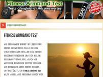 Fitness Armband Tests