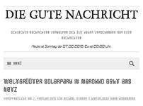 DIE GUTE NACHRICHT Online Magazin