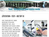 Lötstation Test