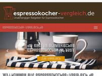 Espressokocher Test